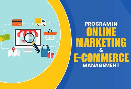 Online Marketing & E-Com Mgmt
